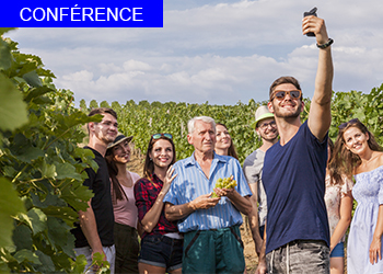 "* The ""Œnotour de Hérault"", discovery of the oldest vineyard in France and best practices for successful wine tourism"